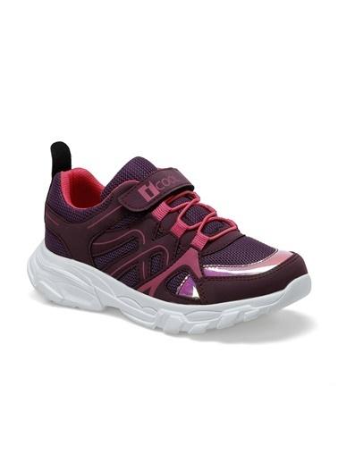 Cool Spor Ayakkabı Mürdüm